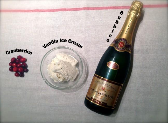 Champagnefloat