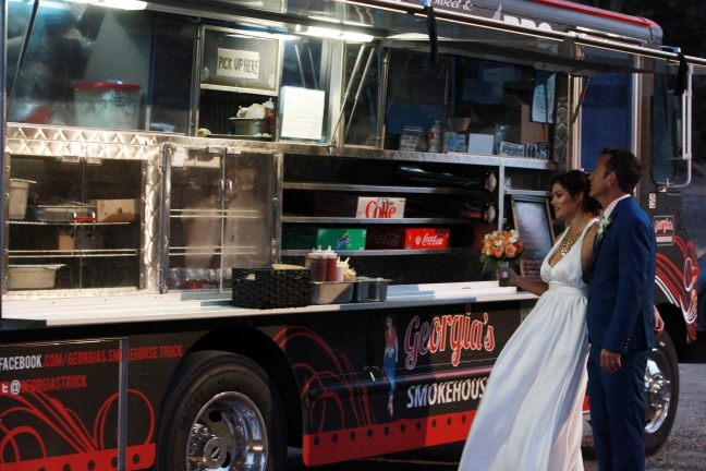 Georgia's Smokehouse food truck