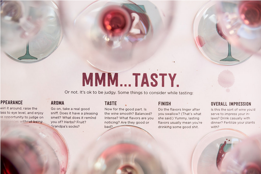 Hey Girl Guide to Wine Tasting at Home – SAY|HEY|GIRL